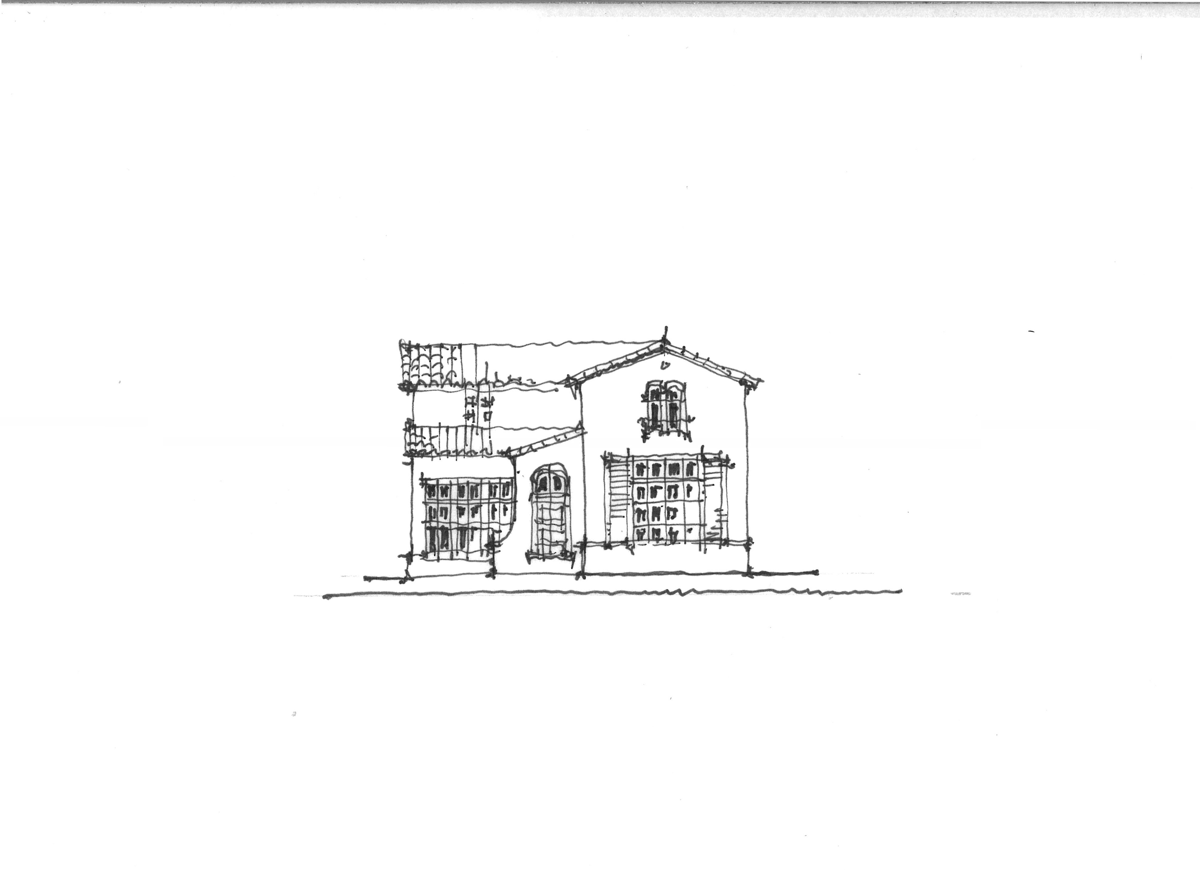 House Plans: Exemplifies Spanish Colonial Design